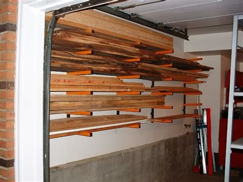 Garage Wood Storage by Garage Wood Storage Flat Roof Shed Plans May Not Be The