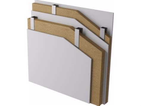 isolante acustico per pareti interne sistema di isolamento naturale termico ed acustico pareti