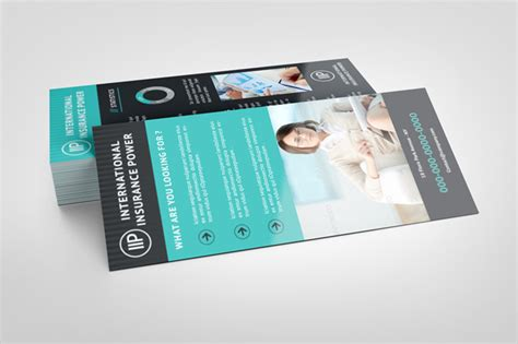 business rack cards templates business rack card template graphicriver print templates