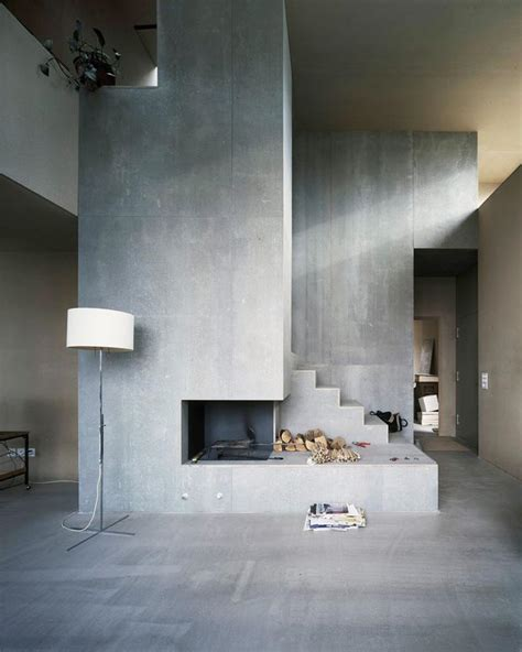 decorating cement walls 35 captivating living room designs with concrete wall