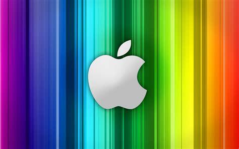 wallpaper apple rainbow apple rainbow hd pc wallpapers 3409 amazing wallpaperz