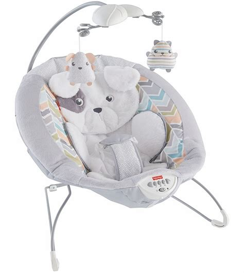 snug a puppy bouncer fisher price sweet snugapuppy dreams deluxe bouncer