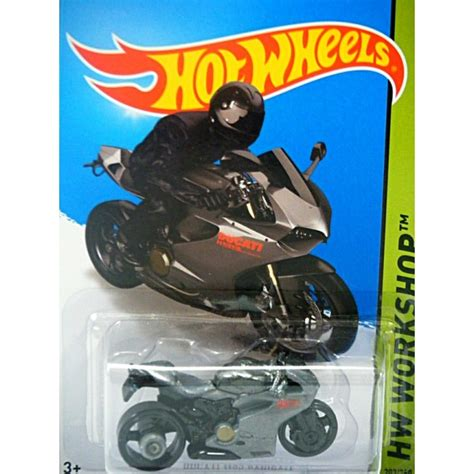 Diskon Hotwheels Wheels Ducati 1199 Panigale wheels ducati 1199 panigale sport bike global diecast direct