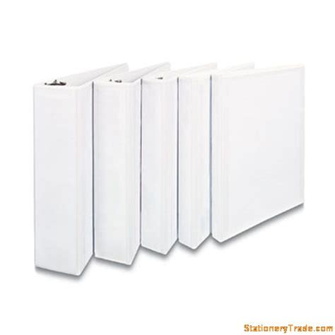 white ring binder statioenry trade leads china stationery