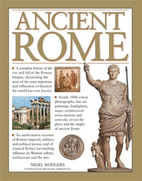 the living churches of an ancient kingdom books ancient rome a complete history of the rise and fall of