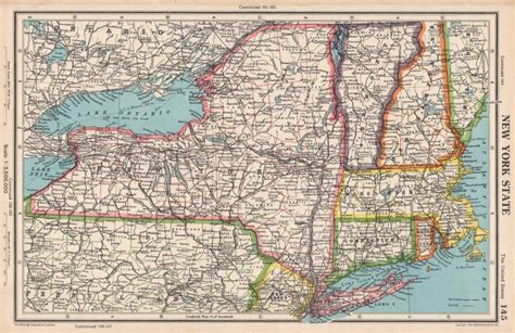 map of vermont and new york map of vt ma ny pictures to pin on pinsdaddy