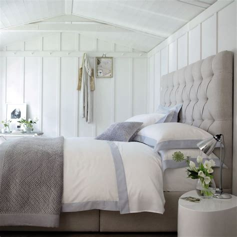 genoa bed linen collection   white company furniture  linen bedroom bedroom bed