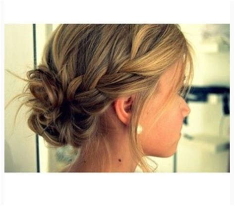 cornrows and loose bun 455 best images about homecoming dresses on pinterest