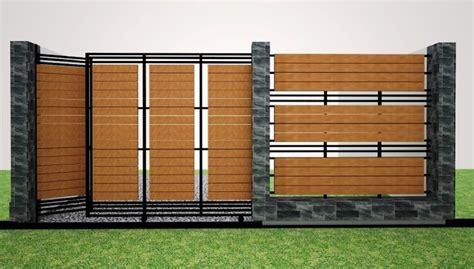 minimalist fence design minimalist house fence design outdoor pinterest