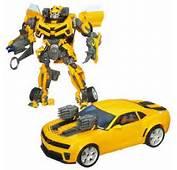 Brinquedo Do Filme Transformers Battle Ops Bumblebee