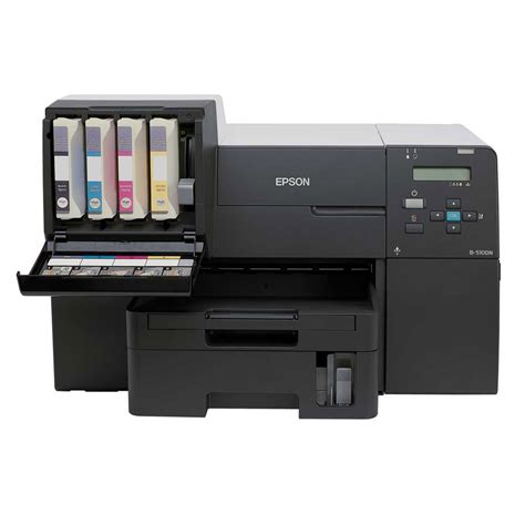 Printer Epson B510dn by Epson B510dn A4 Colour Inkjet Printer C11ca67301by