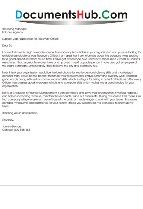 Service Recovery Letter Exles Cover Letter Archives Page 2 Of 5 Documentshub