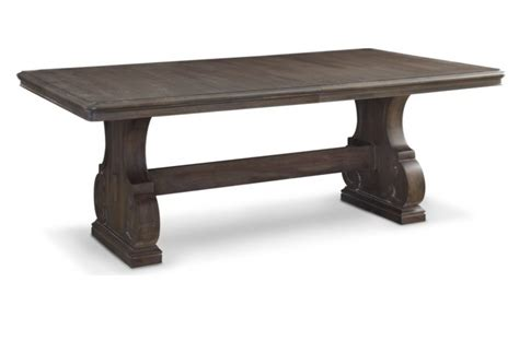 dining table sliding benedict thomasville luxury