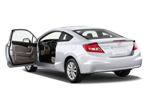 Front Door Car Image 2012 Honda Civic Coupe 2 Door Auto Ex Open Doors Size 1024 X 768 Type Gif Posted On