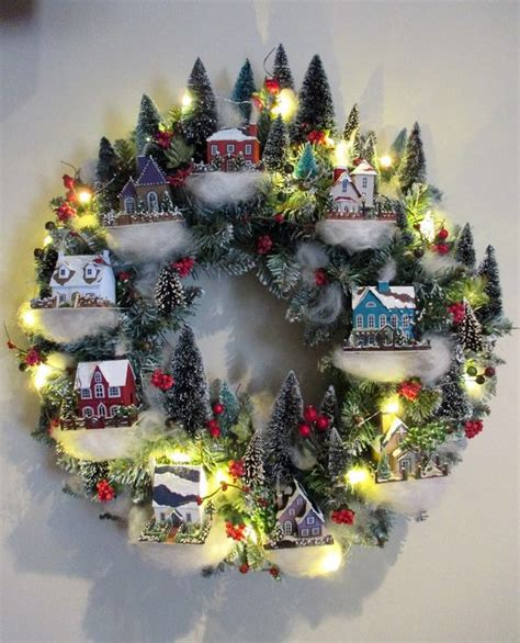 30 wonderful diy christmas wreaths art and design