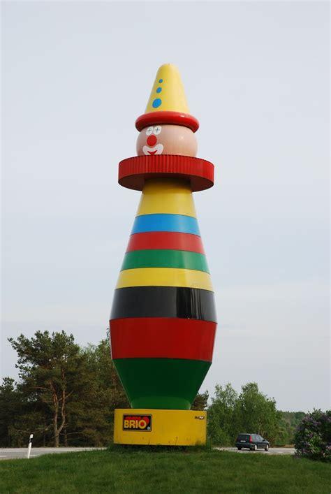 brio stacking clown giant brio clown osby sweden love it brio pinterest