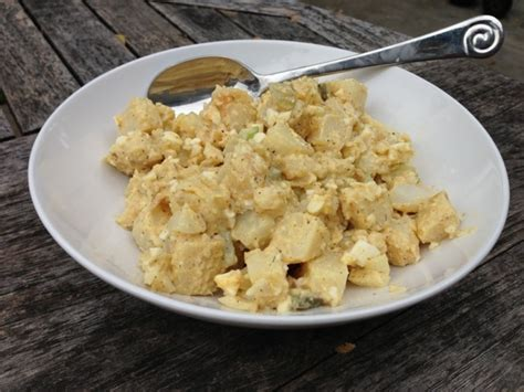 fatback and foie gras southern style potato salad recipe 121 best my food posts and pictures images on pinterest