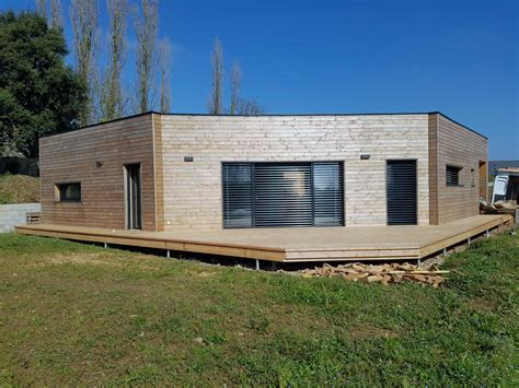 Construction Maison Passive Ossature Bois 4139 by Construction Maison Passive En Ossature Bois A Loperhet I