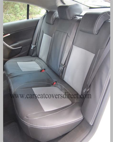 unique seat covers for cars opel insignia black grey seat covers custom car seat