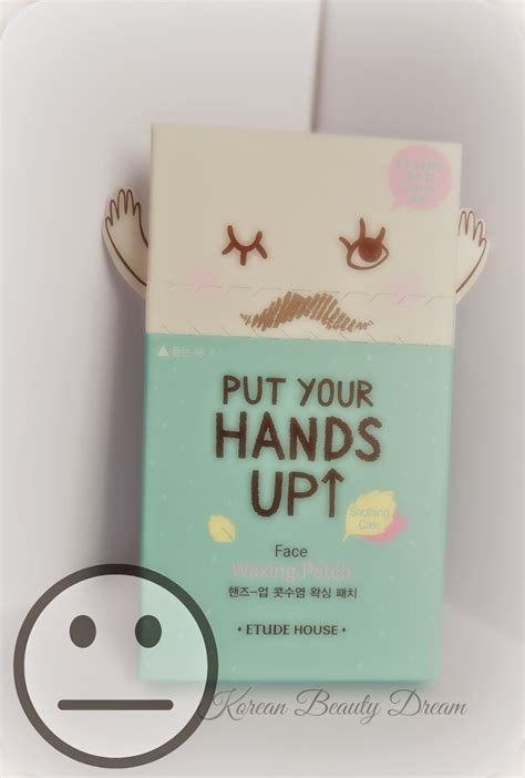 Etude Put Your Up etude house put your up waxing patch korean