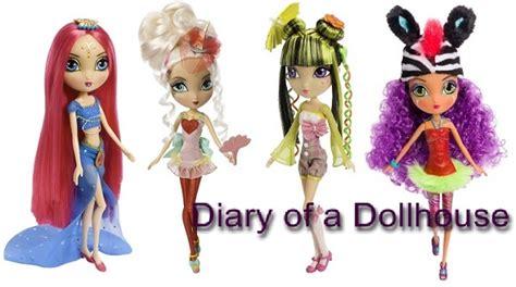 lade da la da fashion dolls by spinmaster diary of a dollhouse