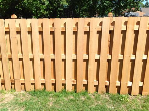 fence sections at lowes wood fence contractors red cedar fence panels