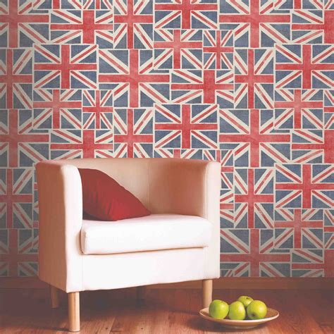 union jack bedroom curtains union jack wallpaper 10m new feature wall british flag