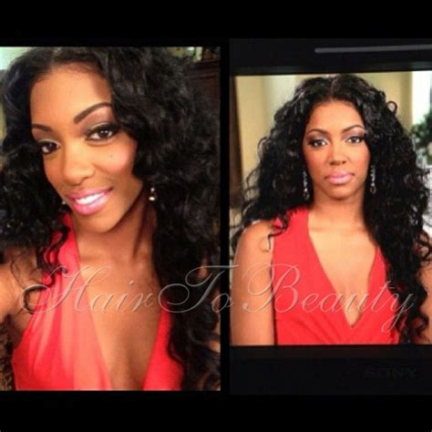 porsha stewart hair line website porsha hairline 112 best images about hairstyles on