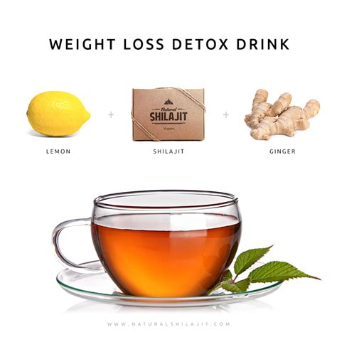 Detox Tea That Makes You Lose Weight by Shilajit For Weight Loss