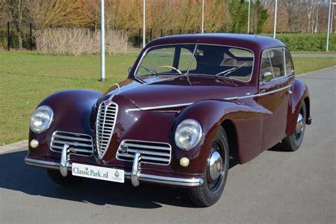 vintage alfa romeo 6c classic park cars alfa romeo 6c 2500 sport freccia d oro
