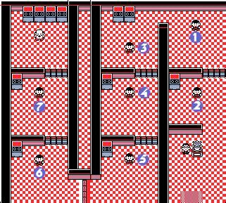 pokémon red and blue/cinnabar island — strategywiki, the