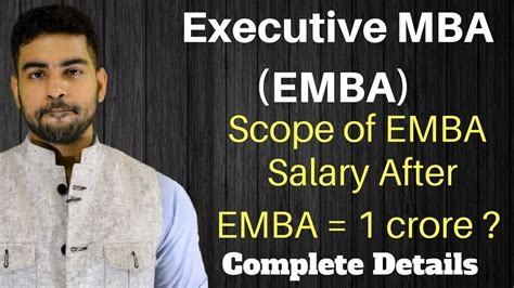 Why Emba Vs Mba by Executive Mba In Scope Of Executive Mba Emba Vs
