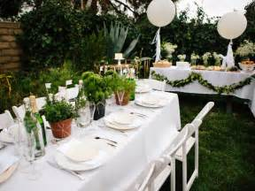 how to plan a inspired all white baby shower diy