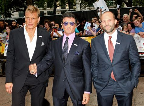 film with jason statham and sylvester stallone sylvester stallone jason statham photos the expendables