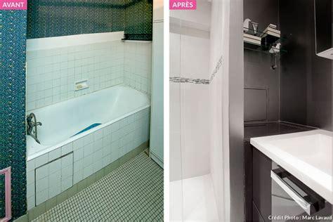 relooking salle de bain avant apres 647 avant apr 232 s une salle de bains lumineuse et