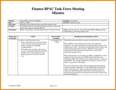 8 meeting notes format authorizationletters org