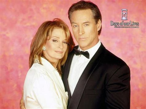 deidre hall drake hogestyn married deidre hall and drake hogestyn married