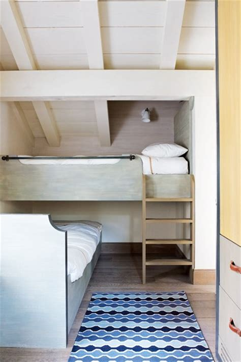 Bunk Beds For Small Room Clever Bunkbeds Attic Small Space Ideas Houseandgarden Co Uk