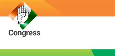 design banner congress indian national congress