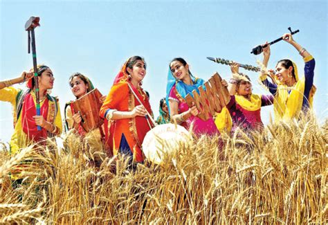 the harvest festival and a new year baisakhi 2015
