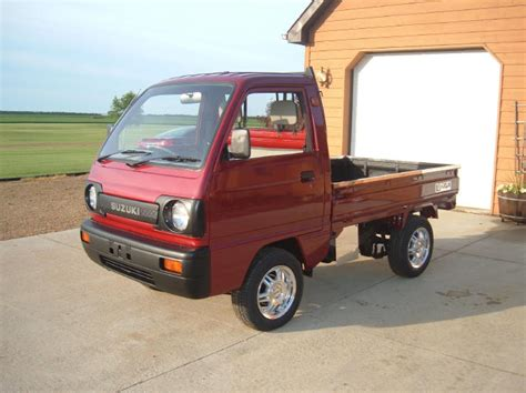 kei truck 1990 subaru sambar kei truck driver here fuelly forums