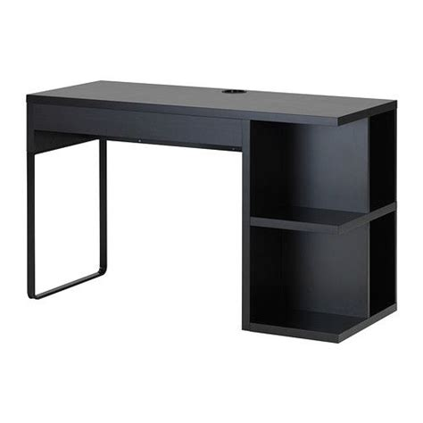 keep cables on desk micke desk with integrated storage ikea it s easy to keep