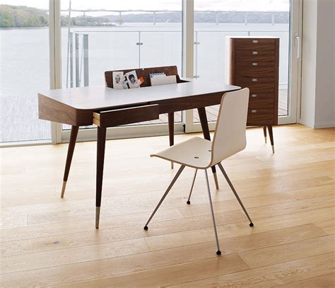 höffner schreibtisch retro desk home office furniture from wharfside