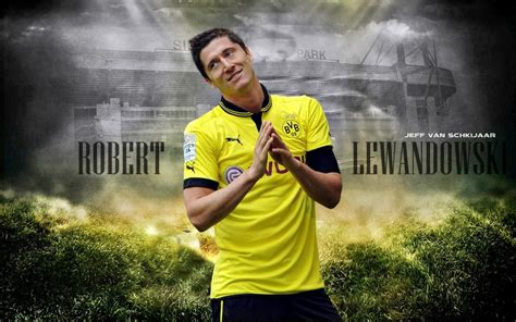 robert lewandowski wallpaper football wallpaper