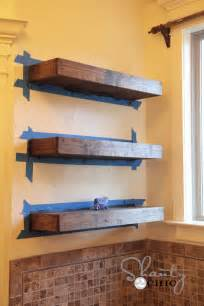 How To Build Floating Bookshelves Diy Floating Shelves Pdf Diy Gun Safe Woodplans