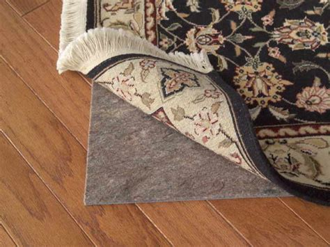 Pads For Rugs On Hardwood Floors by Best Rug Pads For Hardwood Floors Gurus Floor
