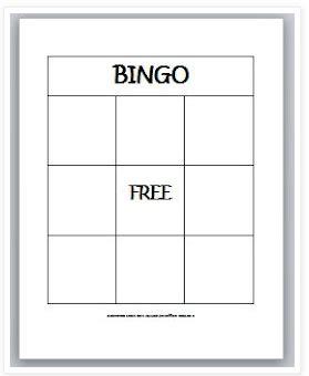 Blank Bingo Card Template Pdf by Learning Ideas Grades K 8 Multiplication Bingo