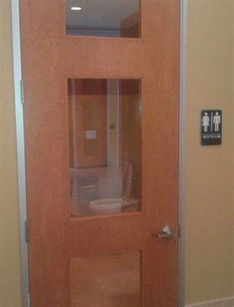 see through public bathroom hilarious hotel fails spotted by guests rude towels