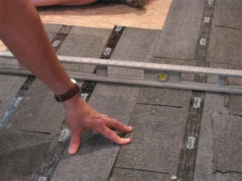 Installing Laminate Flooring On Uneven Subfloor by How To Level A Plywood Or Osb Subfloor Using Asphalt