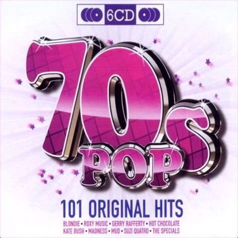 Cd Original 20 Pop Nostalgia Legendaris Vol 5 70s pop 101 original hits cd1 mp3 buy tracklist